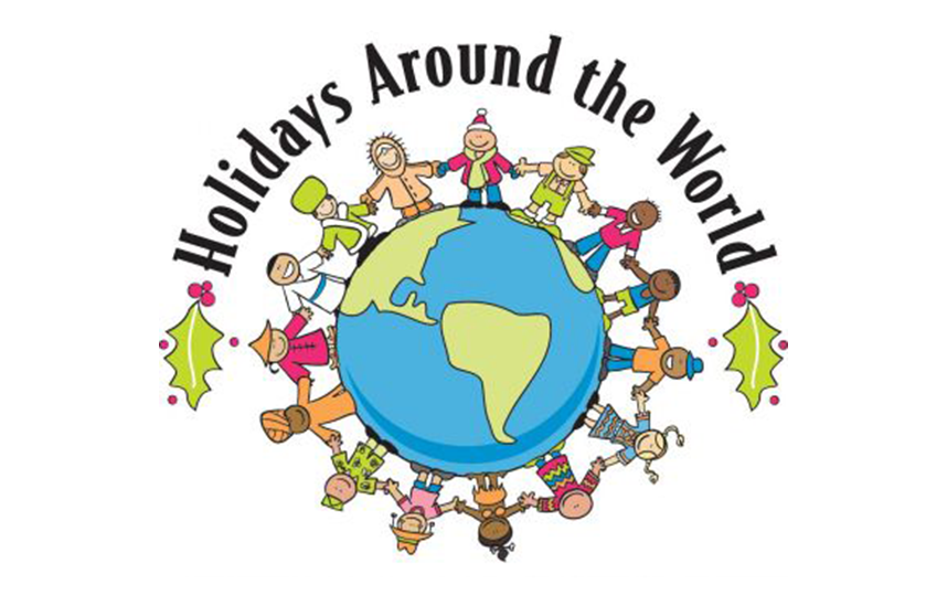 Second Grade Holidays Around the World Program