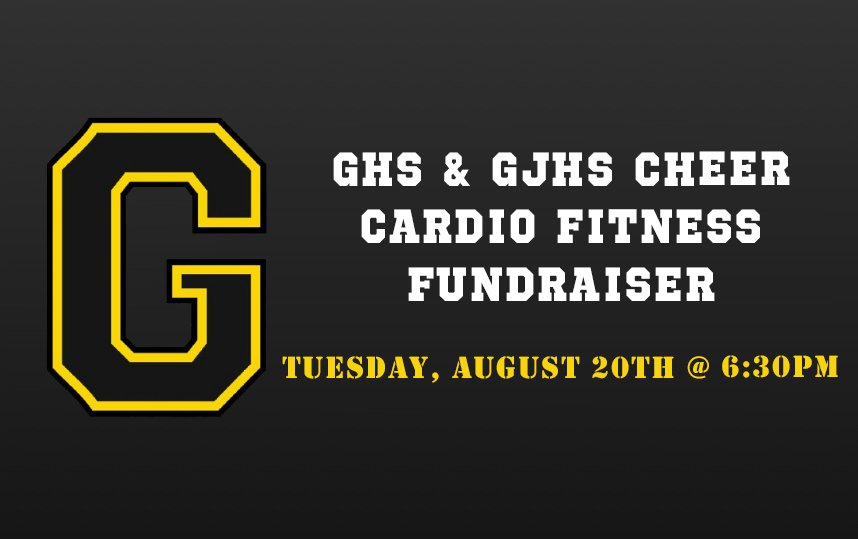 GHS & GJHS Cheer Cardio Fitness Fundraiser
