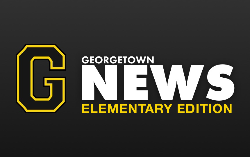 Elementary School News: April 1st - May 17th