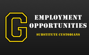 Employment Opportunities - Substitute Custodians