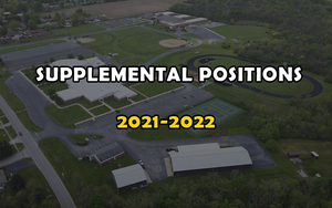 Supplemental Positions 2021-2022