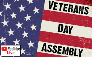 Veterans Day Assembly 11/11/2019
