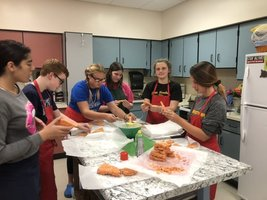 OVER 275 Participate in After School Clubs