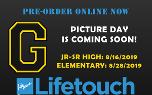 Lifetouch picture day is coming soon!