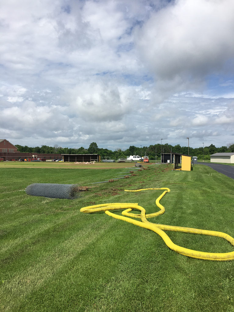 Softball Field Renovations