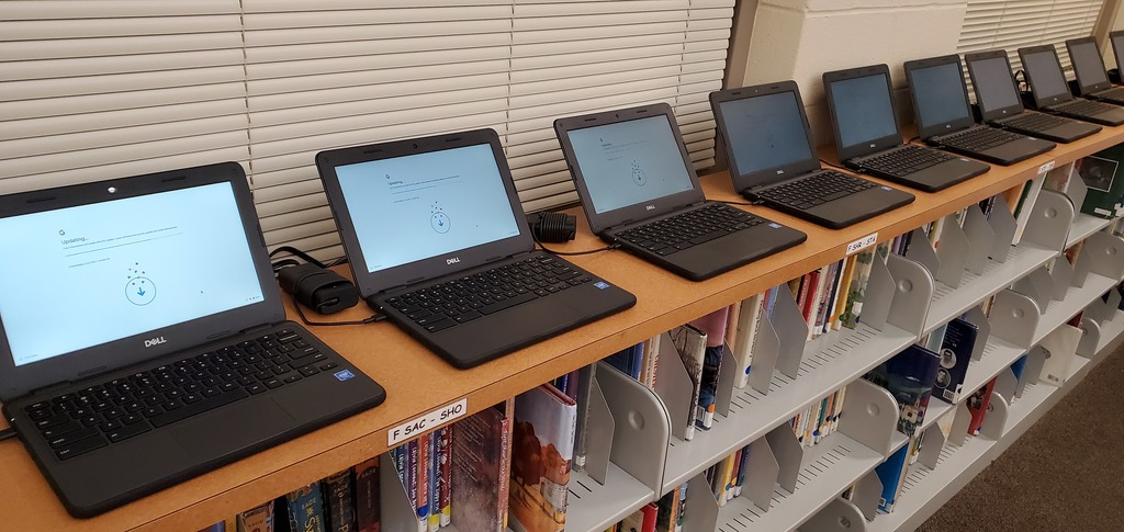 New Chromebooks