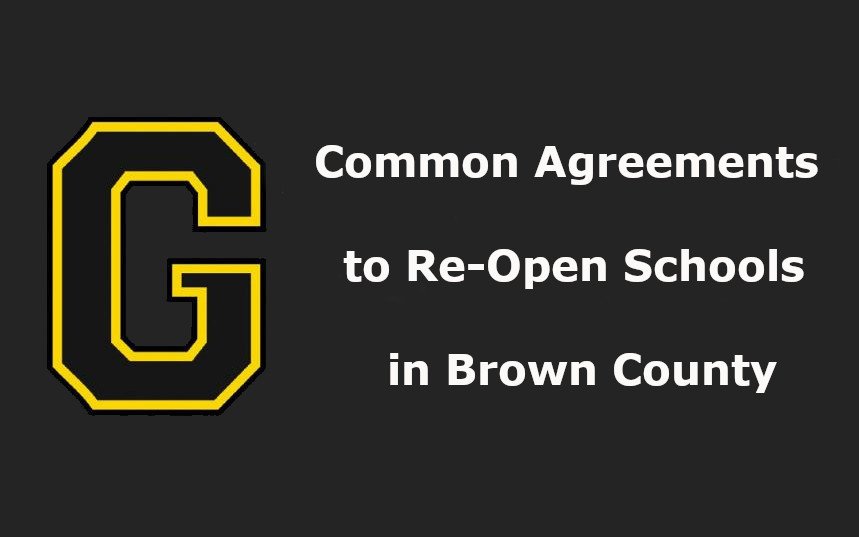 Common Agreements to Re-Open